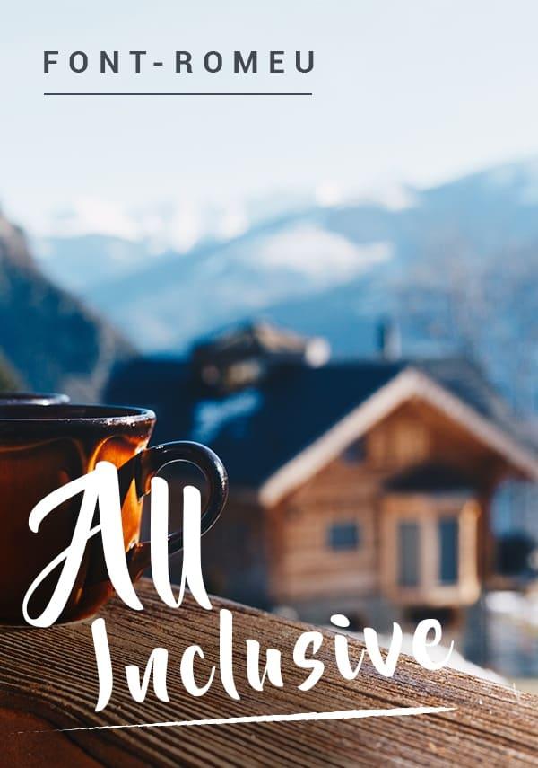 Location de chalets à la montagne proche des stations de ski de Font Romeu, pyrénées 2000 dans les Pyrénées Orientales