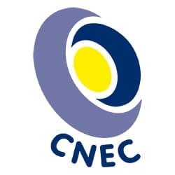 logo de CNEC, partenaire de l'agence Pmd, organisation de séminaire entreprise dans les PO, stages et séjours sportifs, événementiel et location de chalets