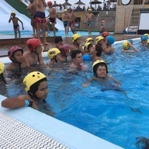 organisation de stages sportifs pour l'école de rugby par l' Agence PMD, agence évènementielle dans le 66.