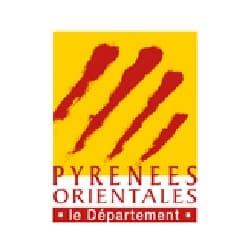 logo des Pyrénées Orientales, partenaire de l'agence Pmd, organisation de séminaire entreprise dans les PO, stages et séjours sportifs, événementiel et location de chalets