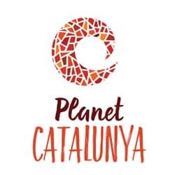 logo de Planet Catalunya, partenaire de l'agence Pmd, organisation de séminaire entreprise dans les PO, stages et séjours sportifs, événementiel et location de chalets