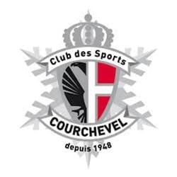 logo Club des sports Courchevel, partenaire de l'agence Pmd, organisation de séminaire entreprise dans les PO, stages et séjours sportifs, événementiel et location de chalets