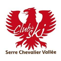 logo serre chevalier vallée, partenaire de l'agence Pmd, organisation de séminaire entreprise dans les PO, stages et séjours sportifs, événementiel et location de chalets