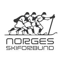 logo Norwegian Ski Federation, partenaire de l'agence Pmd, organisation de séminaire entreprise dans les PO, stages et séjours sportifs, événementiel et location de chalets