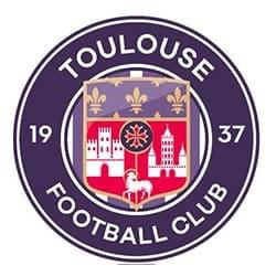logo Toulouse football club, partenaire de l'agence Pmd, organisation de séminaire entreprise dans les PO, stages et séjours sportifs, événementiel et location de chalets