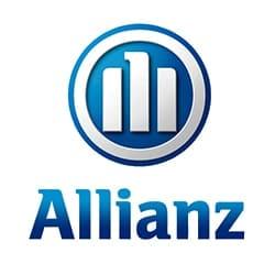 logo allianz, partenaire de l'agence Pmd, organisation de séminaire entreprise dans les PO, stages et séjours sportifs, événementiel et location de chalets
