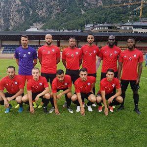 organisation de stages sportifs de pré-saison de football par l' Agence PMD, agence évènementielle dans le 66.