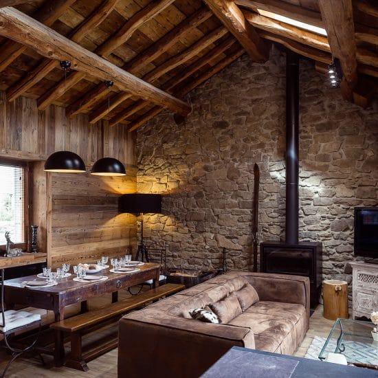 Chalet haut de gamme et tout confort, à Font Romeu dans les Pyrénées Orientales