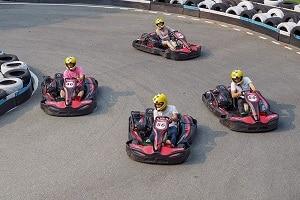 activité karting séminaire