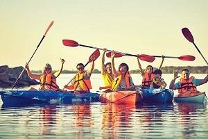 séminaire kayak côte rocheuse