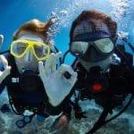Séminaire plongée en méditerrannée