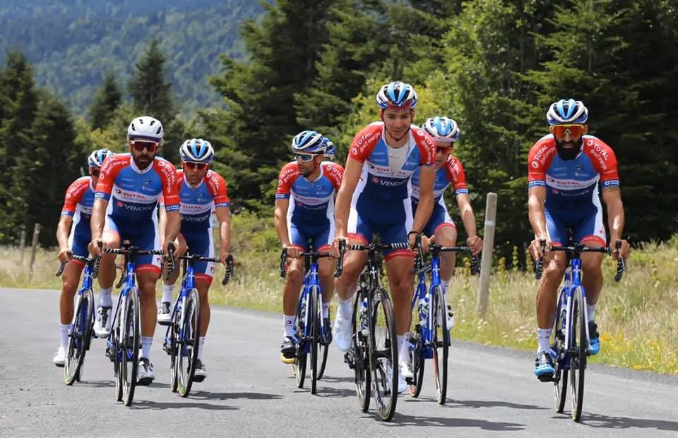stage sportif altitude